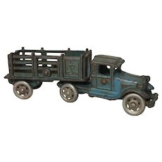 Late 1920's A.C. Williams 'Coast to Coast' Stake Bed Truck