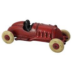 """Rare, Late 1920's 6 1/4"""" Long Hubley Bullet Racer"""