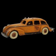 1939-1941 Hubley Yellow Cab
