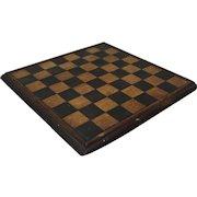 1800'S Primitive Folk Art Wood Inlay Game Board