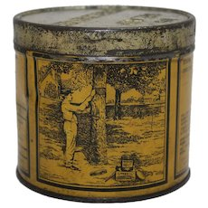 1920's, 30's  Grand Rapids, Michigan 'Tree Tanglefoot' Climbing Insect Killer Litho Tin