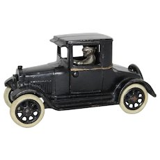 "1925-1928 Cast Iron Arcade Chevrolet 6 3/4"" Utility Coup"