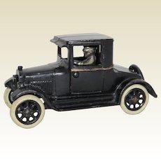 "1925-1928 Cast Iron Arcade Chevrolet 6 3/4"" Utility Coup"