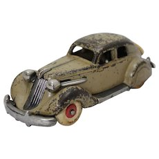 "1934-1938 Hubley 6 3/4"" Studebaker Cast Iron Sedan"