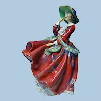"""Top of the Line Royal Doulton """"Top o' the Hill"""""""