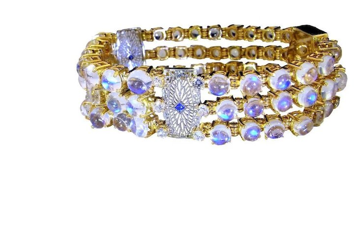 art fd by diamond cartier bracelet an deco circa gallery