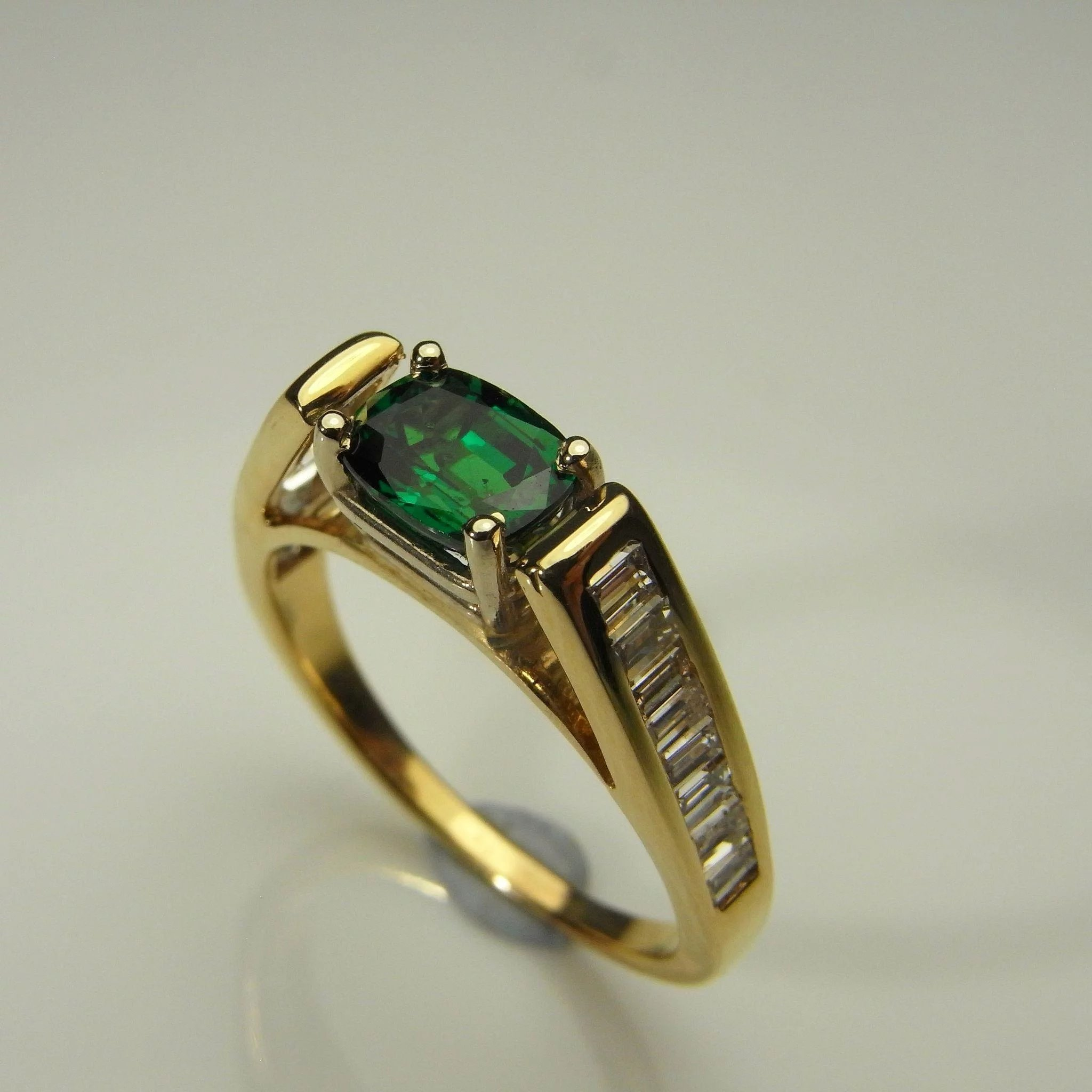 full color engagement gold diamond item wedding tsavorite to rings ring click expand
