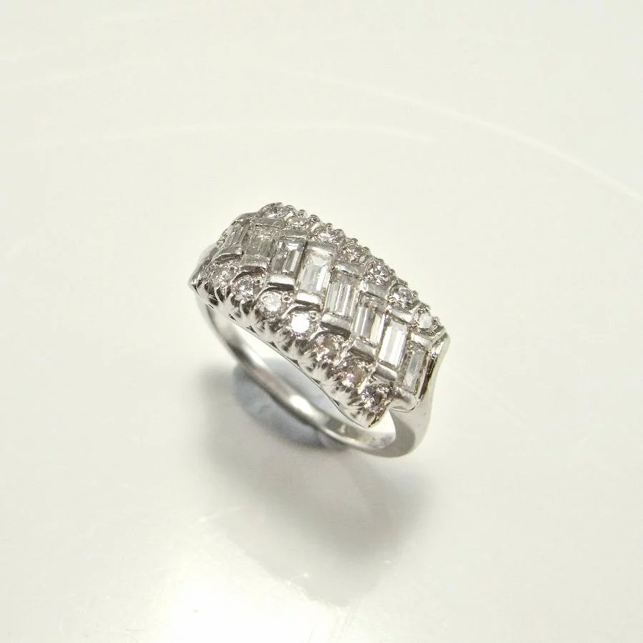 old european rings antique home art deco platinum in engagement diamond cut product jewellery ring