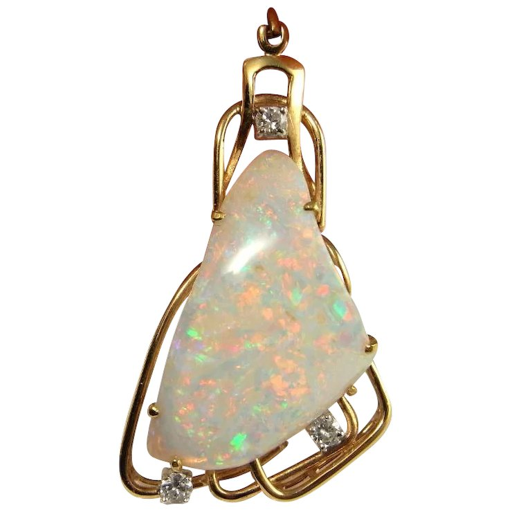 Museum quality pin fire australian opal pendant fire fiery opal museum quality pin fire australian opal pendant fire fiery opal pendant australian opal jewelry natural opal aloadofball Image collections