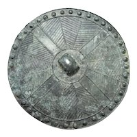 Qijia Bronze Mirror Gansu Region 2200BC Early Bronze Age Mirror Artifacts Art Chinese Antiques Asian Art Ancient China
