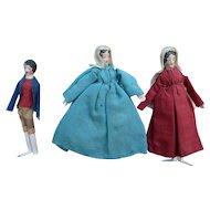 Restoration period dolls