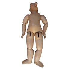 Small Body of BEBE JUMEAU size 2