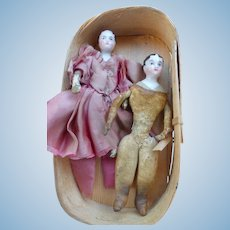 Couple of little nineteenth century