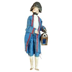 Doll early 19th century