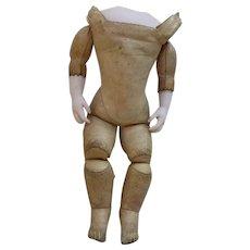 Small BEBE body BRU Patented size 2/0