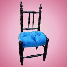 Small Napoleon III chair