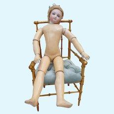 Rare Parisian doll from PETIT & DUMOUTIER circa 1877