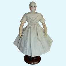 Dress for Huret doll by Mlle Bereux