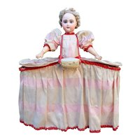 JUMEAU doll forming candy box