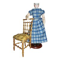 Fashion doll chair