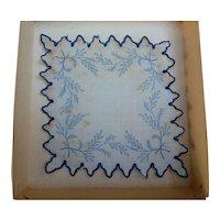 Handkerchief for Huret doll