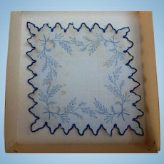 Handkerchief for Huret doll