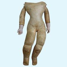 Bebe FG leather body.