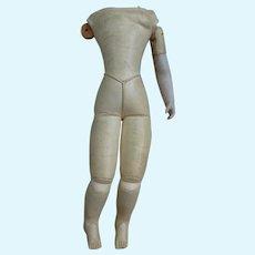 Fashion doll body size 2