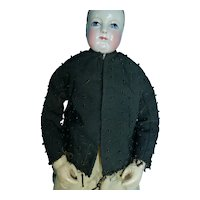 Fashion doll jacket size 4 circa 1865.