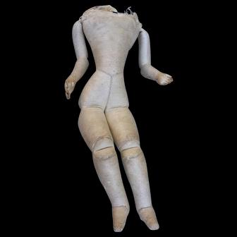 Little Jumeau Fashion Doll Body
