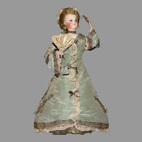 A  Marvelous Blue Ribbon Winning Gustave Vichy FASHION AUTOMATON