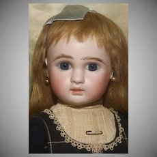 """HOLD FOR LZ:  A  20.5""""  'Mme Vivet' Figure A Steiner Child   Rare and Adorable with 2 LABELS"""
