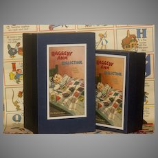 MATCHING SET of R. John Wright mint in box THE MAGICAL HOUR - Raggedy Ann & Her Rare Bed - with Paperwork and Tags.