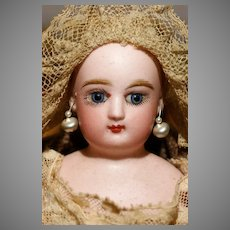 """A MATRIX SUMMER SOUVENIR !  14"""" Francois Gaultier French Provincial FASHION DOLL  with Scroll Mark and Original Clothes.!"""