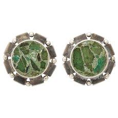 .Vintage Silver William Spratling Cufflinks
