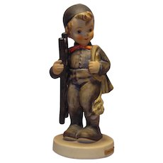"Hummel Figurine #12/1""The Chimney Sweep"" Trademark 3"