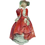 Royal Doulton Figurine Top of The Hill HN # 1834