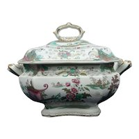 A Ridgway Soup tureen and Cover, 19th Century