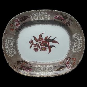 "Copeland Spode Camilla Pattern 15.25"" Platter"