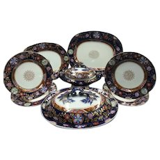 Ashworths Real Ironstone Dinner Service Pieces