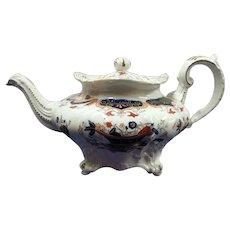 A Mason's Ironstone Teapot