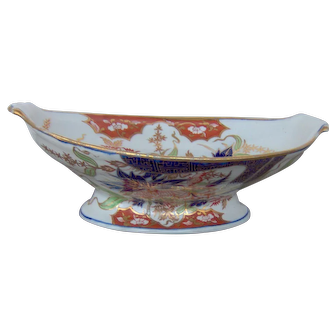 An Early Coalport Comport in the Finger and Thumb pattern