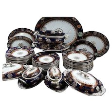 Ashworth's Ironstone Dinner Service