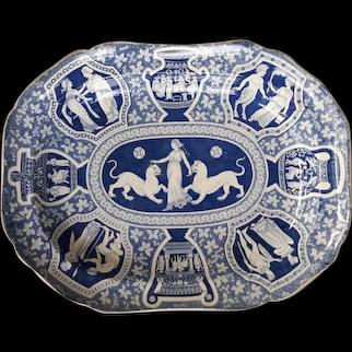 Spode Greek Series Dish,