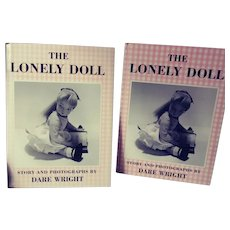 "1985 Reprint of ""The Lonely Doll"""