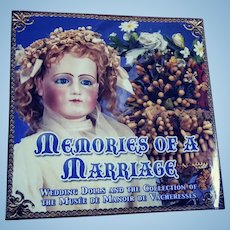 """Theriault's Book, """"Memories Of A Marriage"""", from the Collection of the Musee De Manoir de Vacheresses."""