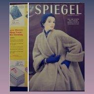 1952 Spiegel Catalog