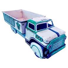 Tin Litho Truck - 1950s