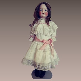 "Rare Century Doll Company Character Child - 23"" Tall"