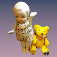 Made In Japan - Little Boy And Bear